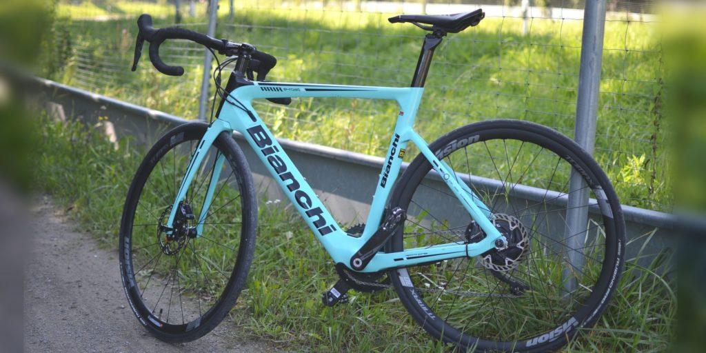 bici corsa elettrica