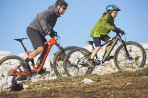 E-bike per bambini