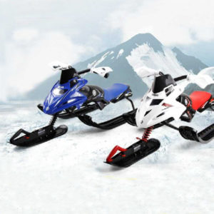 3 Migliori slittini con freno e volante per bambini Ski Bob.