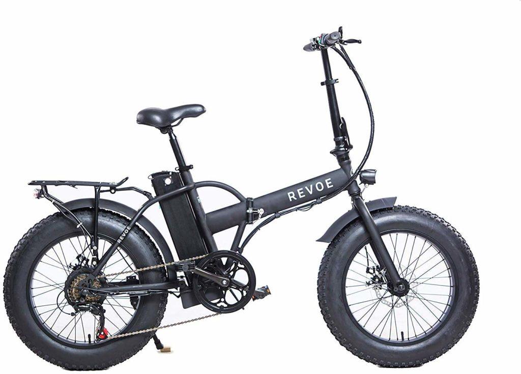 Revoe 553503 Dirt Vtc Bicicletta Elettrica Pieghevole