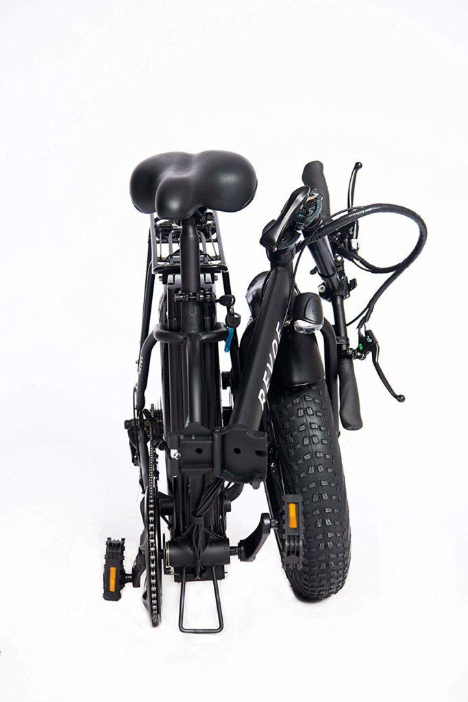 Revoe 553503 Dirt Vtc Bicicletta Elettrica Pieghevole 20' Nero