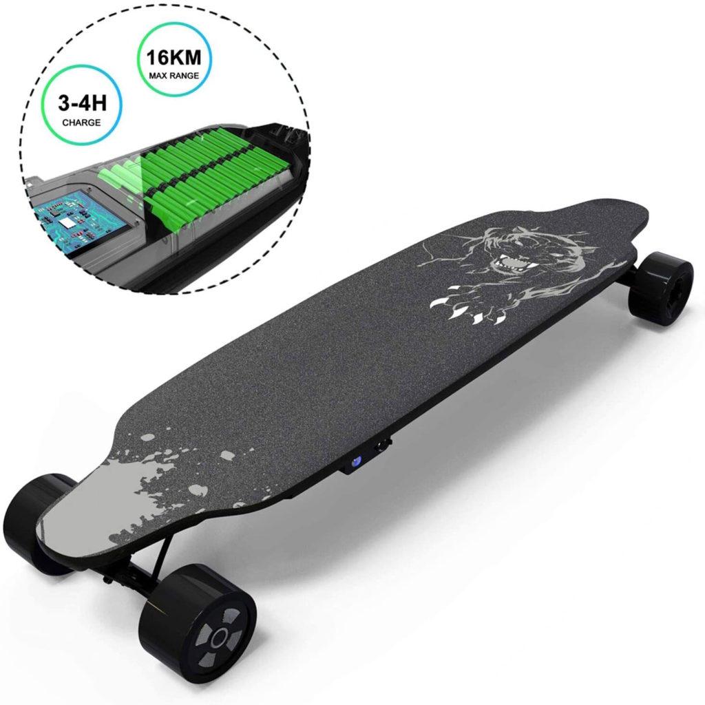 GeekMe-Skateboard-Elettrico-Longboard-con-Telecomando-2020