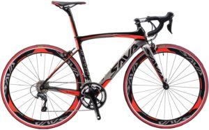 Sava Warwinds3.0 Bici da Strada Carbonio 700C Bicicletta da Strada