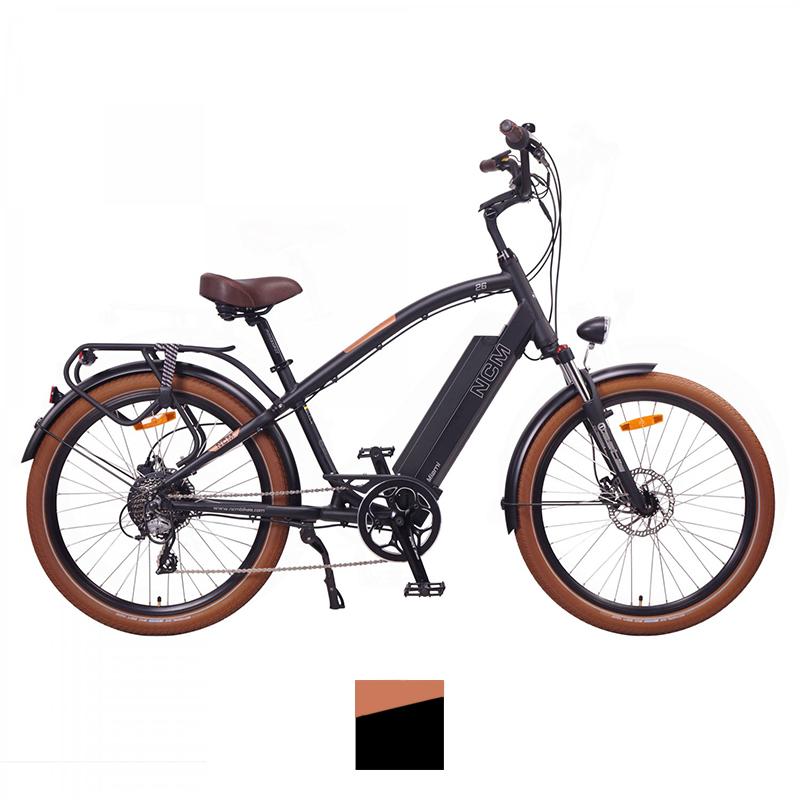 bici-elettrica-ncm-Miami