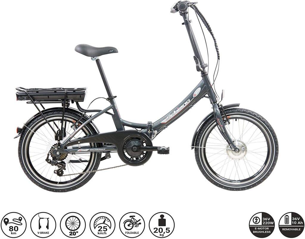 F.lli Schiano-E-Star-Bicicletta-elettrica-Pieghevole