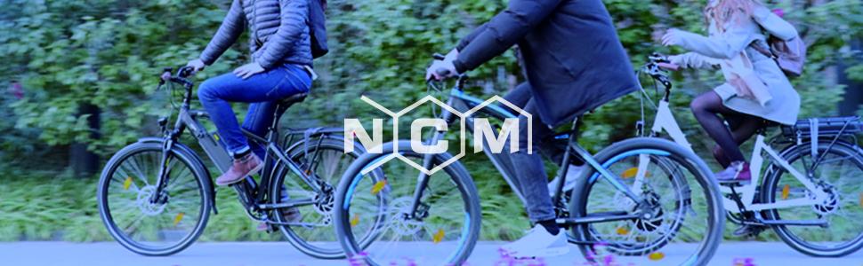 NCM bike elettriche: economiche e più vendute su Amazon