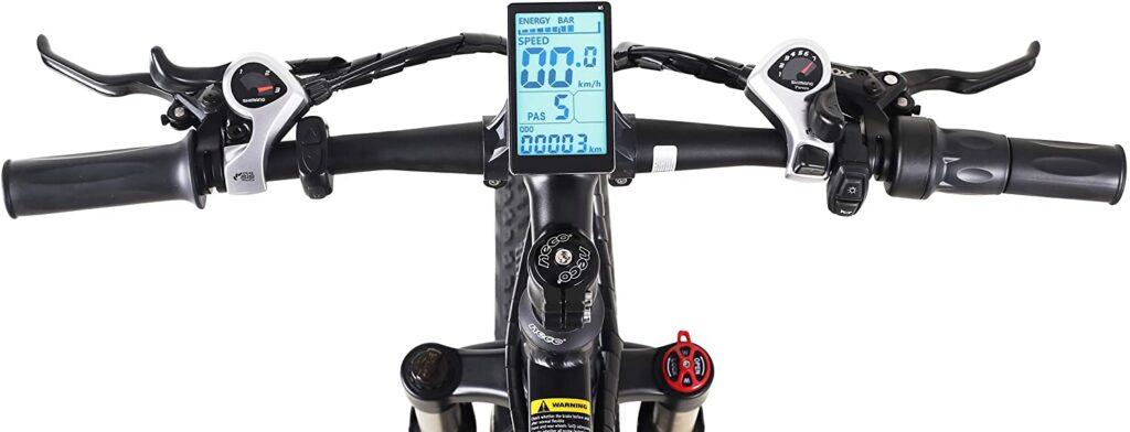 manubrio-GUNAI-Mountain-Bike-Elettrica