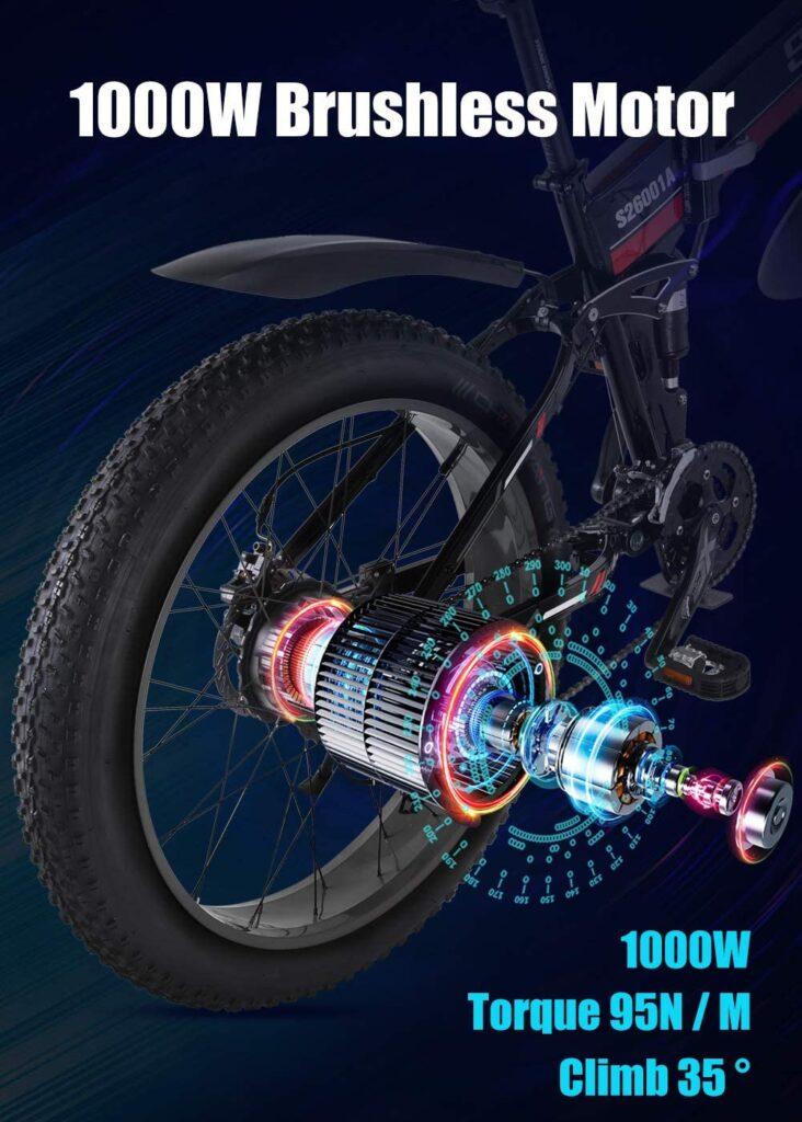 motore-brushless-GUNAI-Mountain-Bike-Elettrica