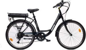 Recensione Momo Design Venezia: bicicletta elettrica economica